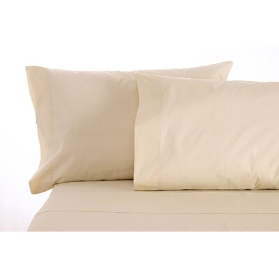 mySheet 300 Thread Count Deep Pocket Sheet Set Size: Queen, Color: Natural