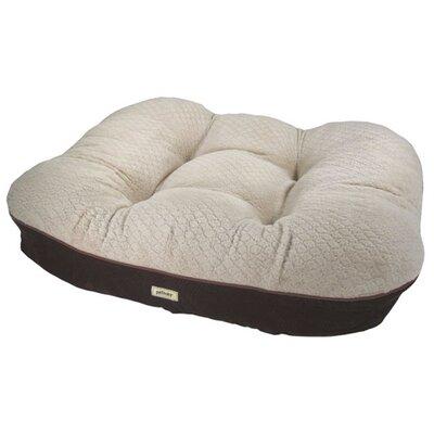Deluxe Dreamer Memory Foam Cushion Donut Dog Bed