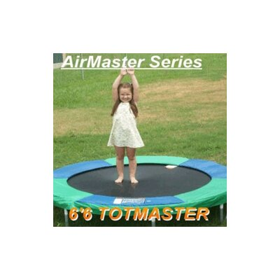 Air Master 6′ Round Totmaster Trampoline with Enclosure TRD6AM/ENLK6