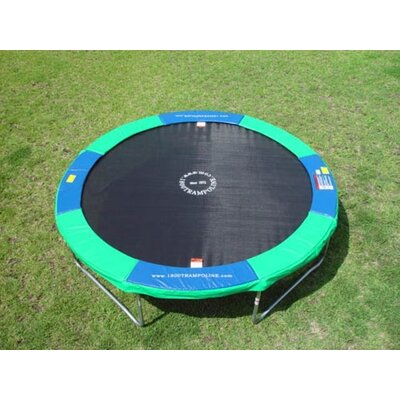 8' Round Junior Master Trampoline with Optional Accessories