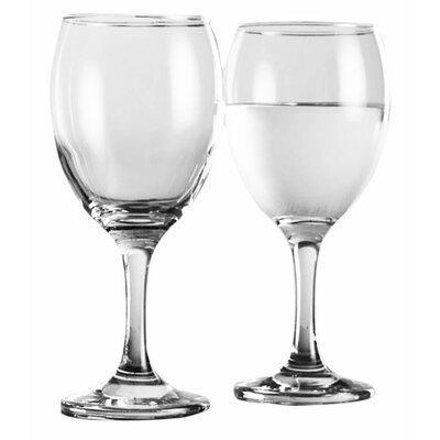 Clear Wine Glass 598