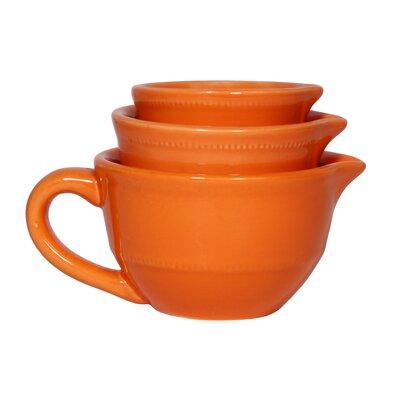 3 Piece Bright Measuring Cup Set 66062