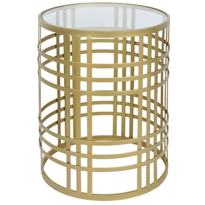 Sherri Linear End Table