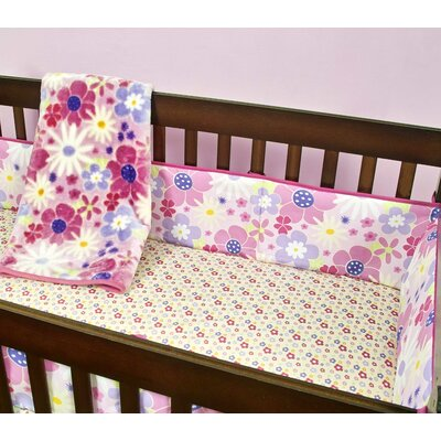 Buy Low Price beansprout Wildflowers Polyester High Pile Crib ...