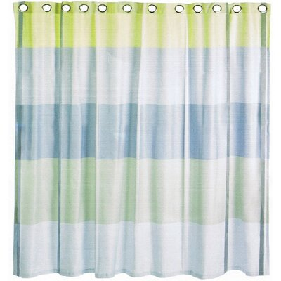 Encore Stripe Shower Curtain