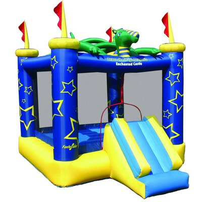 KIDWISE Draco the Magic Dragon Bounce House at Sears.com