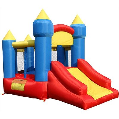 Kidwise Little Kings Castle Bounce House KWWS 9018