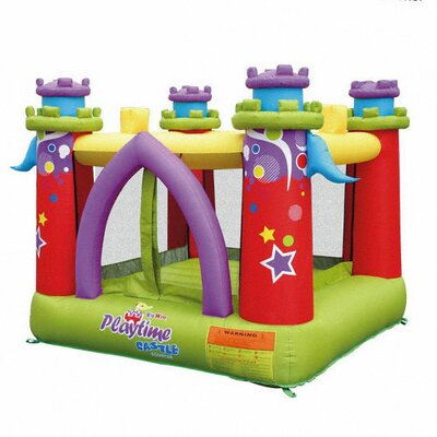 Kidwise Playtime Castle Bounce House KWSS-PCB-02R