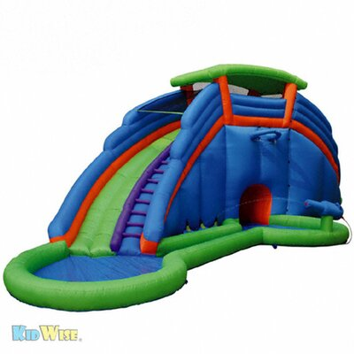 Cyclone Double Waterpark KW-CYC-04S