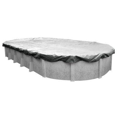 Robelle 12' x 18' Oval Winter Pool Cover by Robelle - Platinum Series