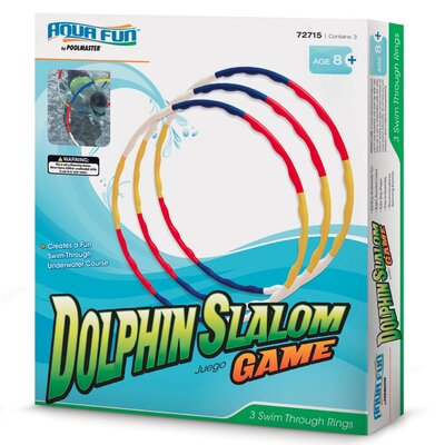 Poolmaster Dolphin Slalom Game 72715