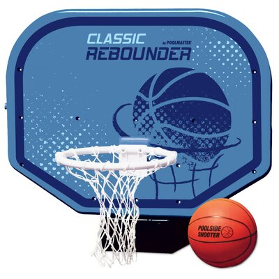 Poolmaster Classic Pro Poolside Basketball Game 72781
