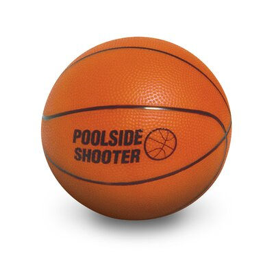 Poolmaster Poolside Shooter Water Basketball 72698