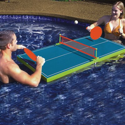 Poolmaster Floating Table Tennis Game 72726