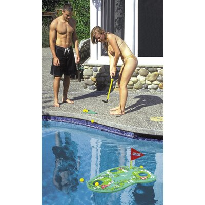 Poolmaster Poolside Challenge Floating Golf Game 72737