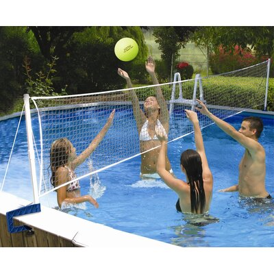 Poolmaster Above Ground Volleyball Game 72786