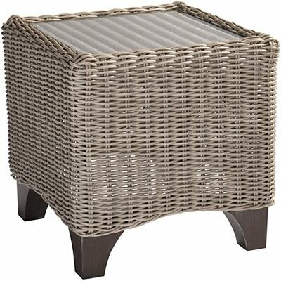 Requisite Side Table Table Size: 19 L x 19 W