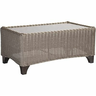 Best-selling Wicker Rattan Coffee Table Product Photo