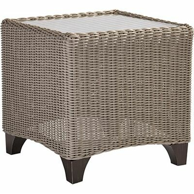 Requisite Side Table Table Size: 24 L x 24 W