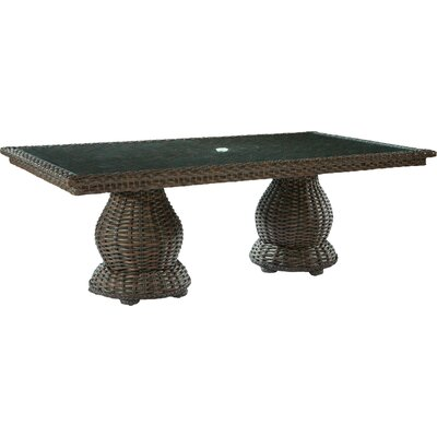 South Hampton Dining Table Table Size: 96 L x 46 W