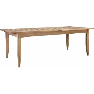 Learn more about Extendable Teak Dining Table Product Photo
