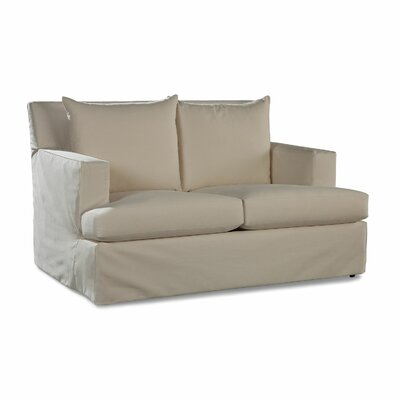 One of a kind Upholstery Club Loveseat Product Photo