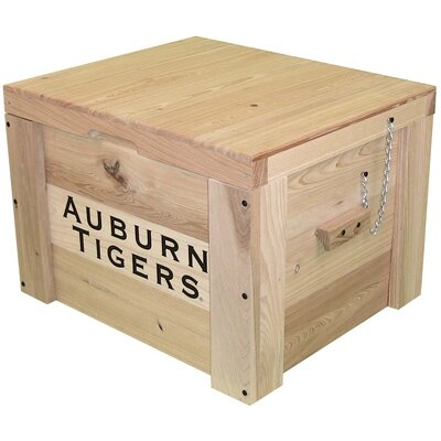 LoBoy Coolers Wood Deck Box - School: Auburn at Sears.com