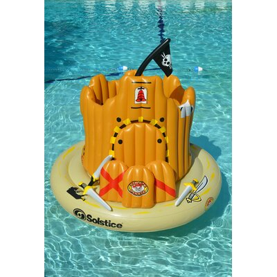 Swimline Pirate Island Float 90940