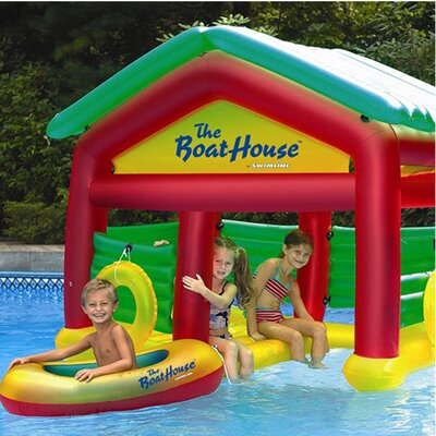 Swimline Boathouse Habitat Pool Toy 9081