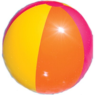 Swimline 24″ 6 Panel Beach Ball (Set of 5) 9001SL
