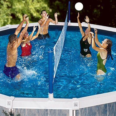 Swimline Cross Pool Above Ground Volleyball 9187