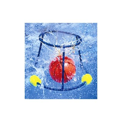 Swimline Slam Dunk Floating Basketball Game 9157SL