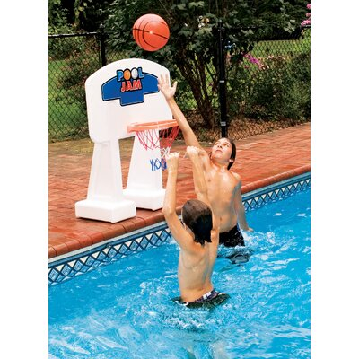 Swimline Pool Jam In-Ground Basketball Game NT203