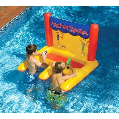 Swimline Arcade Shooter in Yellow NT266