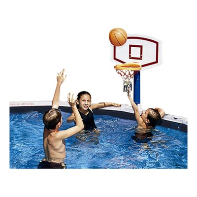 Swimline Jammin' A.G. Pool Basketball Game 9182SL