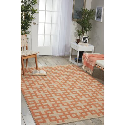 Maze Mango Area Rug Rug Size: Rectangle 36 x 56