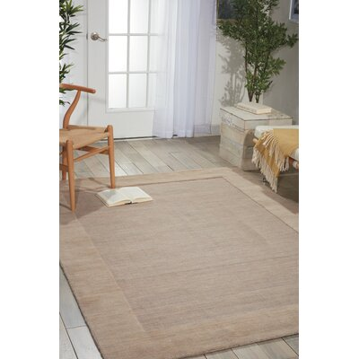 Ripple Tranquil Area Rug Rug Size: Rectangle 56 x 75