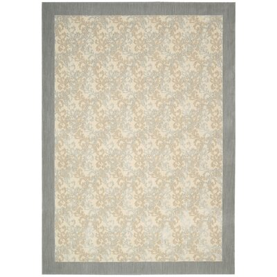 Hinsdale Dove Area Rug Rug Size: Runner 23 x 8