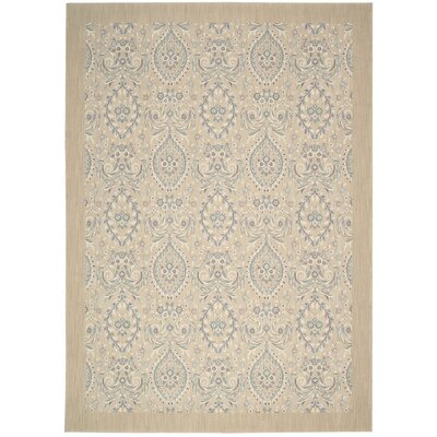 Hinsdale Lily Area Rug Rug Size: Rectangle 36 x 56