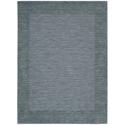 Ripple Spa Area Rug Rug Size: 56 x 75