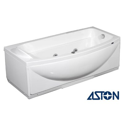 68 x 34 Whirlpool Bathtub Drain Location: Right