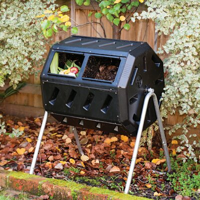Yimby 5 cu. ft. Tumbler Composter