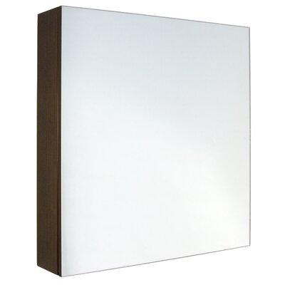 23.63 x 24.81 Surface Mount Medicine Cabinet