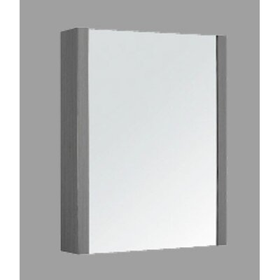 23 x 35 Surface Mount Medicine Cabinet Finish: Ash Grey