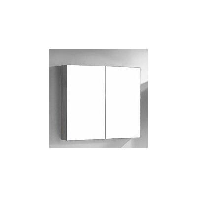 36 x 30 Surface Mount Medicine Cabinet Finish: Ash Grey
