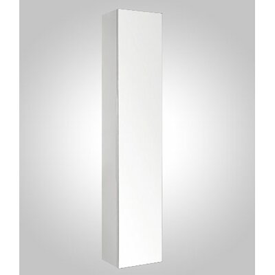 Urban 12 x 60 Surface Mount Medicine Cabinet Finish: Glossy White