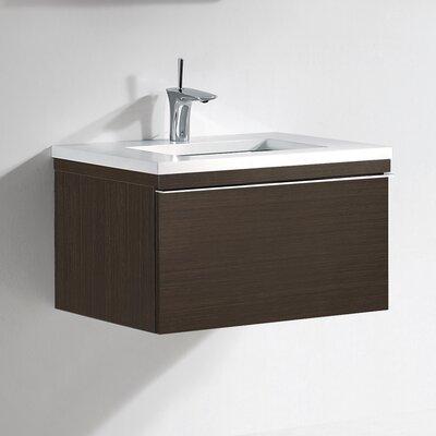 Venasca 36 Single Bathroom Vanity Set Base Finish: Walnut