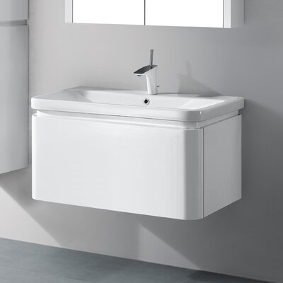Euro 36 Single Bathroom Vanity Set
