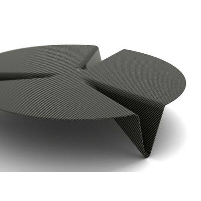 Carbon Gravity Coffee Table Finish: Carbon Fiber