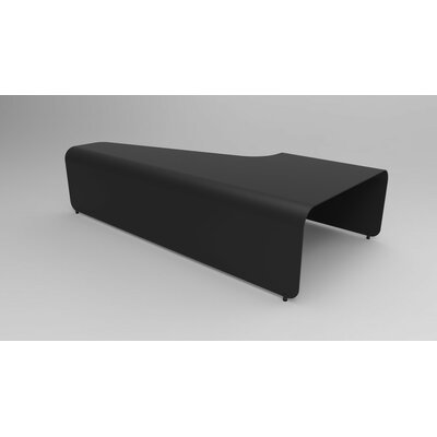 Botanist Coffee Table Finish: Black Satin